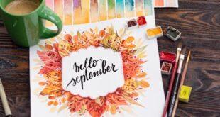 Food Days in September Calendar